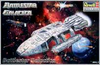 Battlestar Galactica Box Art