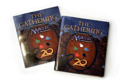 The Gathering artbook by Magic The Gathering artists